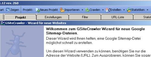programm website erstellen